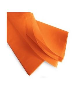 Papier de Soie Orange 50x75 240F