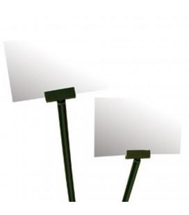 Etiquette prix 40 cm vert x10