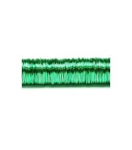 Fil laque 0.50mm x 50 m Vert neon