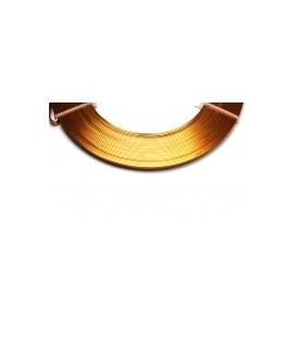 Alu Plat  0.01x0.05x5m Orange