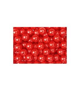 Perles Rouge 14 mm