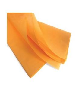 Papier de soie Orange Flach