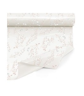 Clairbrill Eloise blanc 0.80x40m
