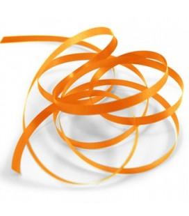 Bolduc brillant 7mm x 500m Orange