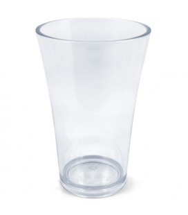 Vase Fizzi 27 x 16 x 11 Transpare
