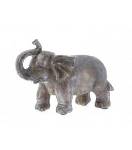 Elephant Deco 20x13cm copper