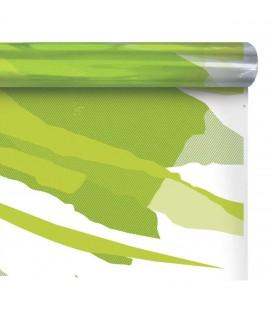 Carré a bulle Sirocco vert 0.80x40