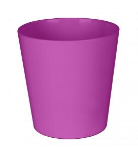 Cache pot Dallas Ø13 h 13cm Pink