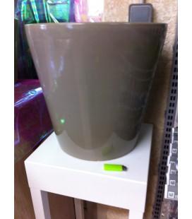 Cache Pot Taupe 39 Cm