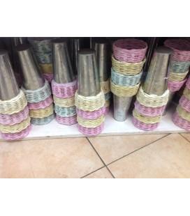 Cache Pot 11 Cm Zing Osier