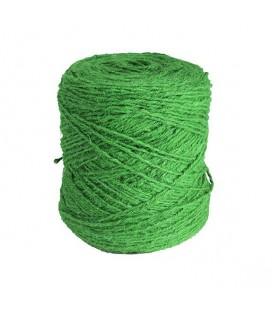 Corde de lin 3.5mm vert 1 kg