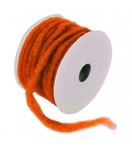 Rouleau Laine diam 7 x 20 M Orange