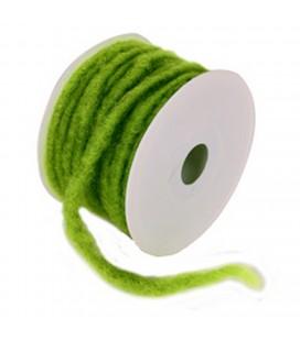 Rouleau Laine diam 7 x 20 M Vert