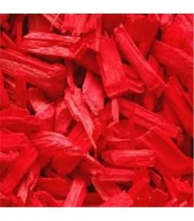 Copeaux de bois Rouge sac de 5 L