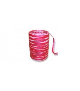 Raphia  rose rouge fuchia 150 m