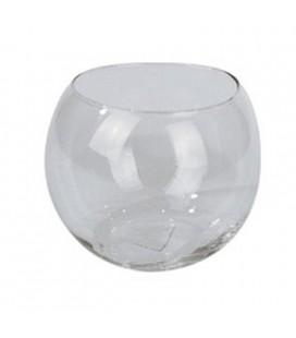 Vase boule diam 10 x H 10 lot de 12