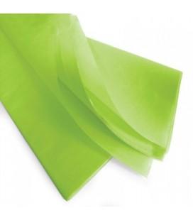 Papier de Soie Vert Anis